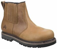 Amblers Safety Tan AS232 Safety Boots