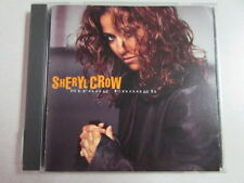 SHERYL CROW STRONG ENOUGH + 3 LIVE TRACKS 4 TRK 1994 CD SINGLE OOP A&M 314580866