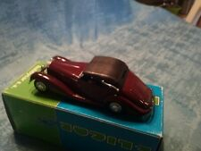 model car. Mercedes 540K.1/43 scale.Solido.metal moo
