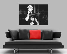 "MAC MILLER BORDERLESS MOSAIC TILE WALL POSTER 35"" x 25"" HIP HOP RAP"