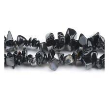Onyx Chip Beads 5-8mm Black 240+ Pcs Handcut Gemstones Jewellery Making Crafts