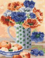 Anemones :  Anchor  Tapestry  Kit :  MR937