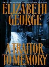 A Traitor to Memory,Elizabeth George
