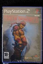 PS2 : STATE OF EMERGENCY 2 - Nuovo, risigillato ! Unisciti alla gang !