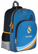 REAL MADRID GRAND SAC A DOS CARTABLE ECOLE LOISIRS MOTO SPORT (RM-29) FOOTBALL
