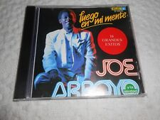 CD-  JOE ARROYO Y LA VERDAD, FUEGO EN MI MENTE  / tested
