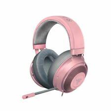 Razer Kraken Pro V2 Analog Wired Gaming Headset -  Quartz Pink