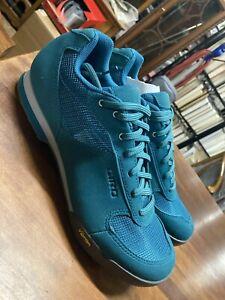 * Giro Cycling Shoes Teal Size 42