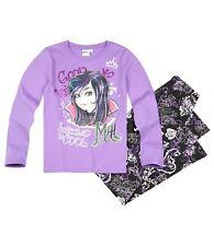 Girls Kids Official Licensed Disney Descendants Long Sleeve Pyjamas PJs 18 #6 9 - 10 Years