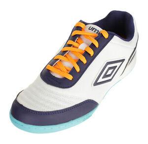 Umbro Men's Futsal Street V Indoor Court Soccer Shoes, Color Options