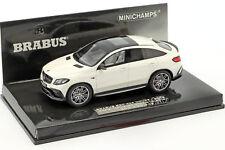 Brabus 850 4x4 Coupè su Base Mercedes-Benz AMG Sam 63 S Anno 2016 Bianco 1:4