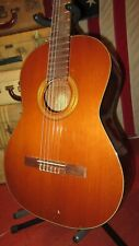 Vintage Original 1975 Guild Mark III Acoustic Classical Guitar Natural Great