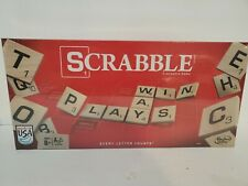 Scrabble Crossword Game Hasbro Gaming Made In USA