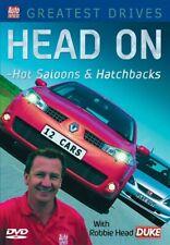 Head On Hot Saloons and Hatchbacks DVD Gift Idea NEW Impreza Clio BMW Lancer Evo