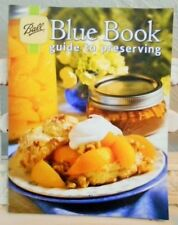 Ball Blue Book Guide to Canning Preserving Book 21400 (2013)