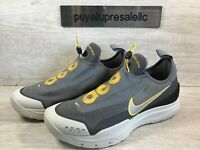 Men's Nike ACG Zoom Air AO Hiking Shoes Smoke Grey/Amarillo CT2898-002 Size 10
