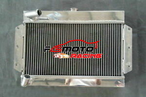 Aluminum Radiator For Rover MG MGB GT NIB Roadster RD Top Fill 1968-1975 MT