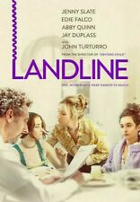 [New] Landline (DVD, 2017)  Jay Duplass, Jenny Slate, Edie Falco