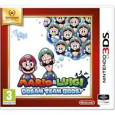 Mario and Luigi Dream Team Bros - Nintendo 2ds & 3ds Game