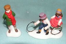 Dept 56 Heritage Village Collection Dickens' Village Child's Play-Set of 2