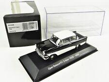 MINICHAMPS 430043205 Modellauto Opel Rekord P1 Saloon 1958 - 1960 1:43
