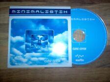 CD Single / Minimalistix - Close Cover / 3 titres / 2002 Rare