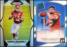 Absolute Mystery Pack Patch Auto PSA 10 Patrick Mahomes Silver Prizm Rookie