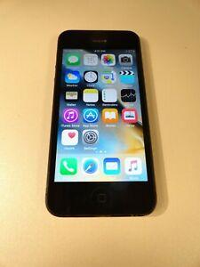 Apple iPhone 5 Slate Gray / Black 16GB CDMA Unlocked (4B4.PH.48.71.AU)