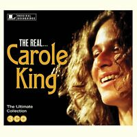 CAROLE KING - THE REAL… - NEW CD COMPILATION