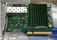 Supermicro AOC-STGN-I1S Single-port Intel 82599EN 10GbE 10GBase-X Ethernet Card*
