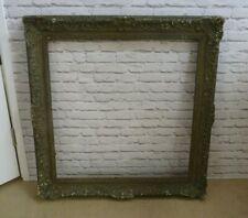 Vintage Ornate Wooden Picture Frame - Large 96cm square | Thames Hospice