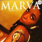 """MARVA woman in mes-e-x-4-2 136497 uk arista 7"""" PS EX/EX"""