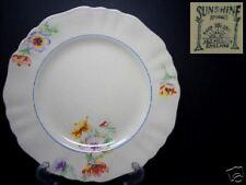 BEAUTIFUL J & G MEAKIN SUNSHINE DINNER PLATE {3} 391413