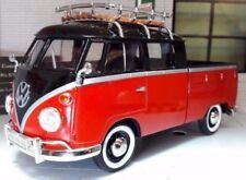 Véhicules miniatures rouge MOTORMAX VW