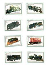 Grenadines 1992 1450-7 - Model Trains - Set of eight - MNH