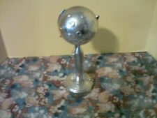 Vintage ~ Moon & Rocket Metal Bank