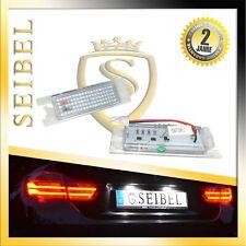Led Kennzeichenbeleuchtung FIAT GRANDE PUNTO MAREA 185 MULTIPLA 186 SEICENTO 187