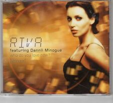 (HE815) Riva ft Dannii Minogue, Who Do You Love Now? - 2001 CD