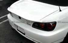 For Honda S2000 BYS1 Ducktail Style FRP Racing Rear Trunk Spoiler Wing Lip Kits
