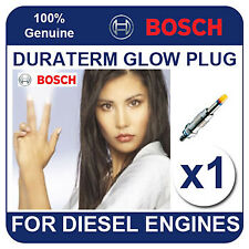 GLP002 BOSCH GLOW PLUG VW Polo 1.9 SDI Estate 97-99 [6V5] AEY 63bhp