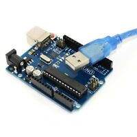 R3 MEGA328P Board ATMEGA16U2 Version mit USB Kabel kompatibel Chip für Arduino