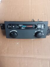 Chrysler PACIFICA 05 06 2007 2008 Temperature Control Front Manual Dual Zone OEM