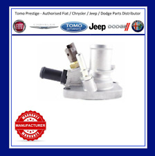 Brand New Genuine Fiat 500 1.2 2007-17 Thermostat and Housing 55202371