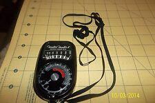 Weston Master II Universal Exposure Meter - Model 735