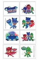 PJ Masks Tattoos - PJ Masks Birthday Party Loot Ideas - Stickers in Store too!