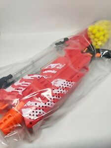 Nerf Rival Nemesis MXVII 10K Red Fully Motorized Frustration Free Packaging New