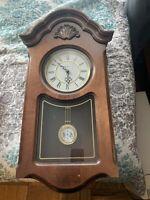 Chime Wall Clock - Quartz Howard Miller 612-700 Westminster