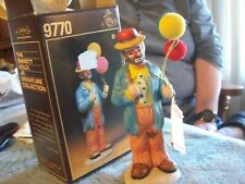 Emmett Kelly Jr. Signature Collection with Balloons 6 Inches W/ Box