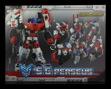 Special offer NEW Transformers TFC S.G.perseus Limited Editon Set of 6 In Stock