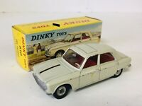 Dinky Toys Triang Meccano Made In France référence 510 PEUGEOT 204 ALL ORIGINAL